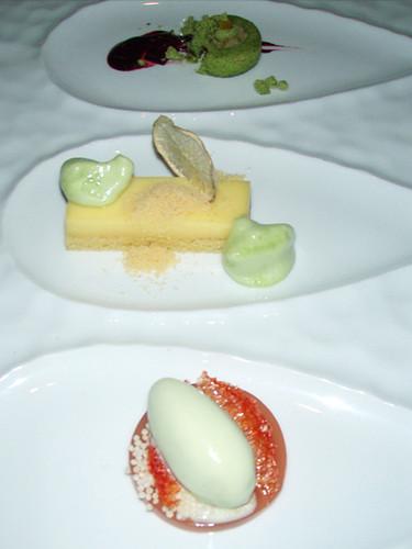 Citrus Trio Dessert at Michael Mina, MyLastBite.com