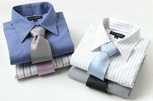 Lativ率性條紋襯衫(圖片來自官網)