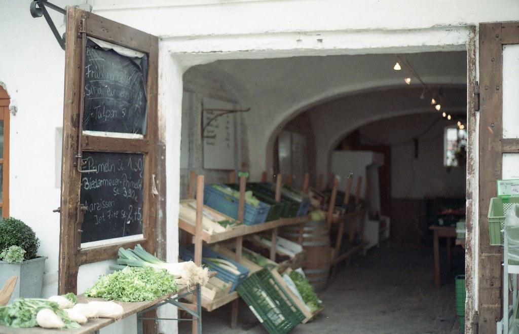 Farmer shop #2