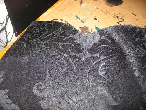making a corset 8