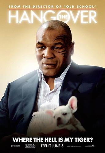 The Hangover - Mike Tyson by Lotação Esgotada.