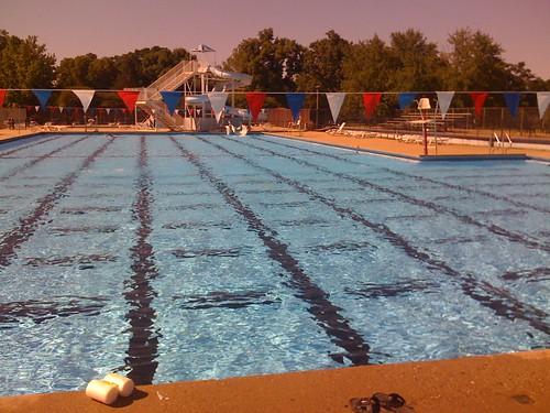 Nelson Center Pool