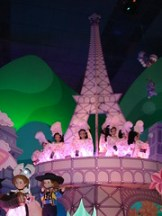 Disneyland Resort Paris - its a small world - Paris