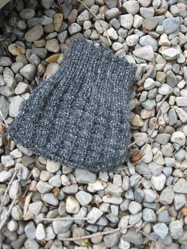 Gravel Grid Socks