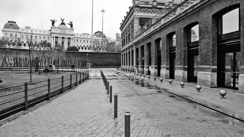 Puerta de Atocha y Ministerio de Agricultura