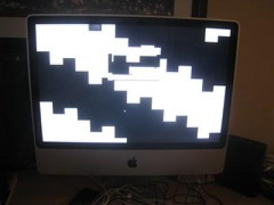 Broken iMac