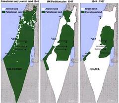 Metamarfosis Israel-Palestina