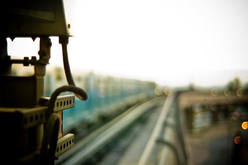 Dizzy Metro Rails.