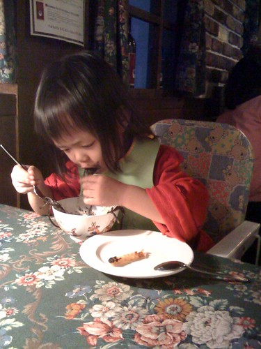 eating ink squid spaghetti