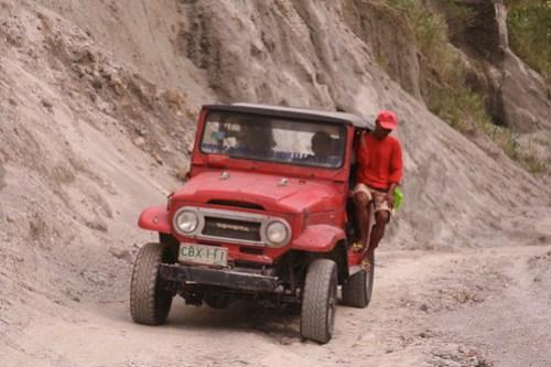 4 x 4 Mount Pinatubo