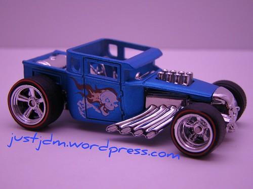 hws larrys garage boneshaker blue