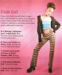 Club Girl 1997