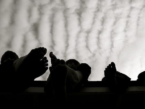 roof feet