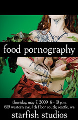 Food Pornography Poster