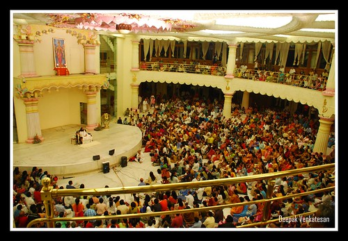 Guruji and Satsang