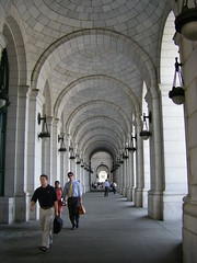 Union Station Colonnade