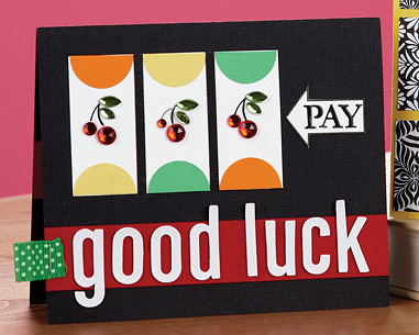Susan R. Opels Good Luck Card from CC7