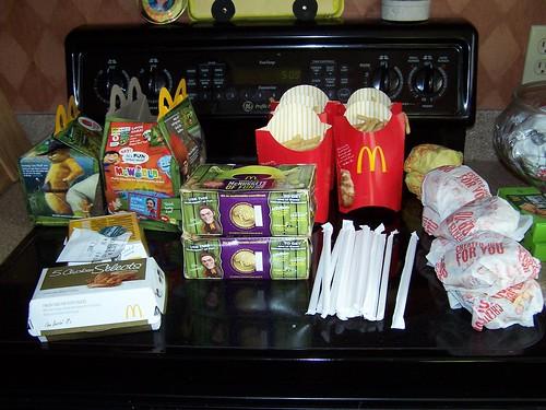 McDonald's House Party 5/22/10