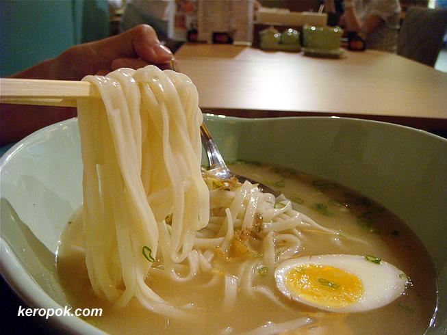 Cod Fish Noodles