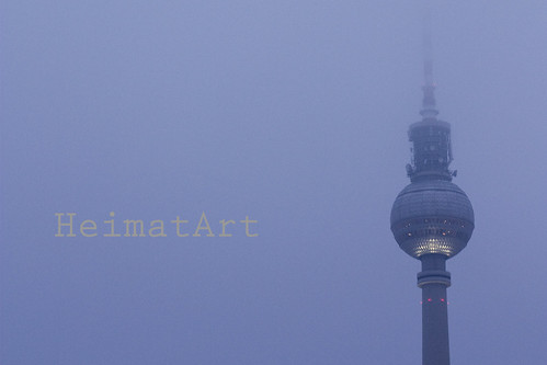 TV tower Alexanderplatz Berlin