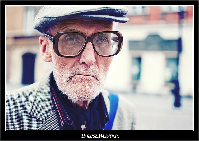 street portraits of strangers