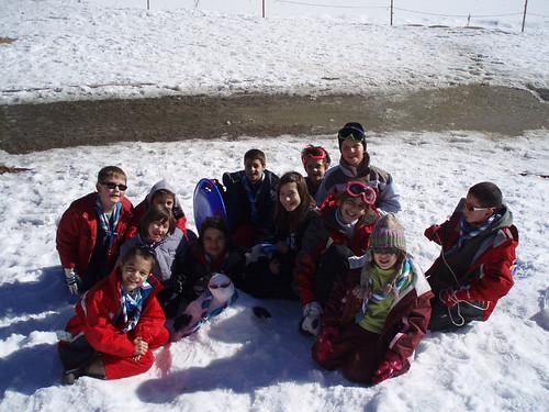 Fer ninots de neu