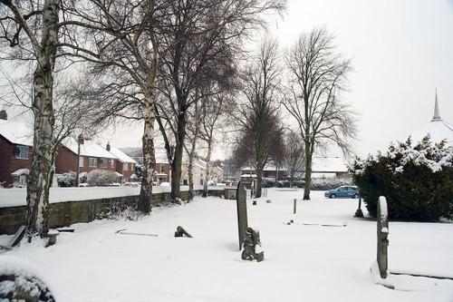 Church in Snow 02