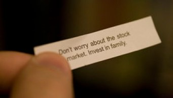 Stock Market Fortune Cookie by bransorem, on Flickr