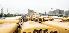 Coney Island School Bus Depot
