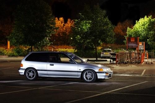 Honda EF Civic