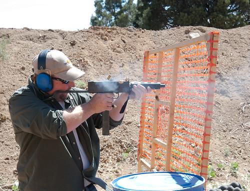 Mac 10 Submachine Gun 3