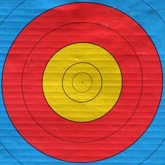 archery target by Leo Reynolds, on Flickr