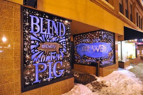 Blind Pig Brewery
