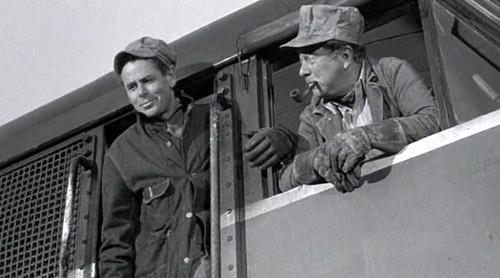 Glenn Ford Edgar Buchanan