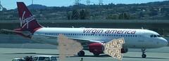 Virgin America Cash Burn