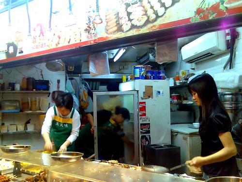 hk streetfood vendors