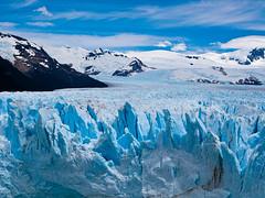 14km langer Gletscher...