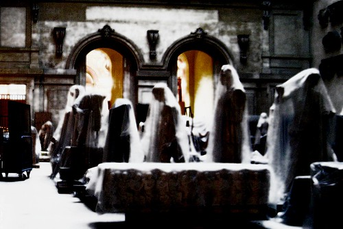 Les fantômes du Louvre