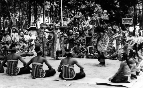 in the former Dutch Indies (Indonesia) , some 75 years ago