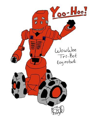 WowWee Tri-Bot