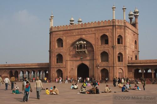 The Royal Gate, Jamar Masjid