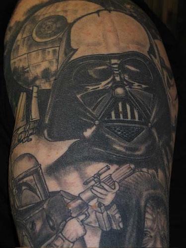 tatuajes de star wars (7) por ti.