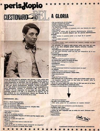entrevista 1972