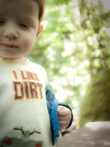 I Like Dirt