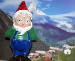 Gnome abroad