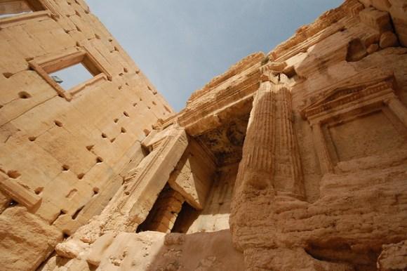 Bel temple, Palymra