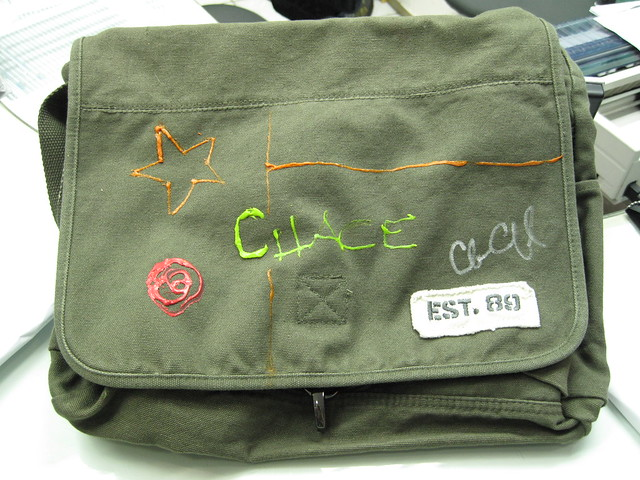 Bag by Chace Crawford