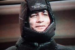 John de Lancie as Q in WWIII/Post-Atomic Horro...