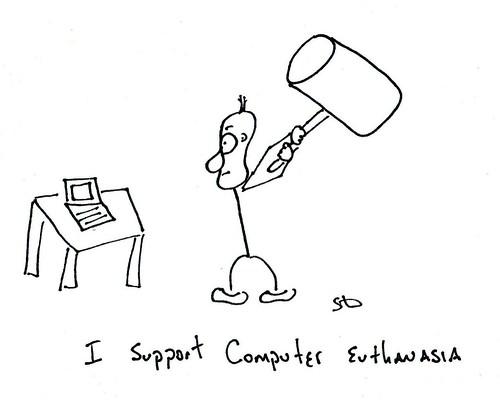 Computer Euthanasia