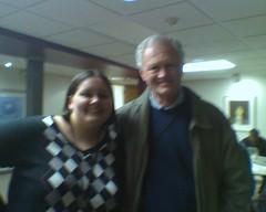 Me with Ken Alvine